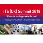 The ITS (UK) Summit 2018-where the technology meets the road
