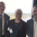 Patey first ITS (UK) Chair to serve for three years