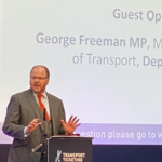 Minister reiterates commitment to digital transport future