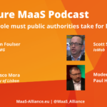 What role must Public Authorities take for MaaS to succeed?