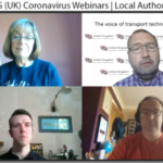 Implications of Coronavirus to Local Authorities' transport deliver discussed on webinar