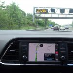 ITS (UK) members deliver traffic information onto dashboard displays in real time